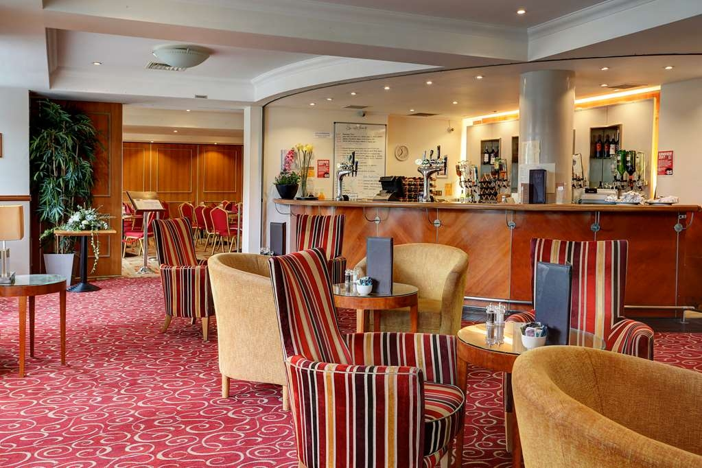 Best Western Welwyn Garden City Homestead Court Hotel - Restaurant