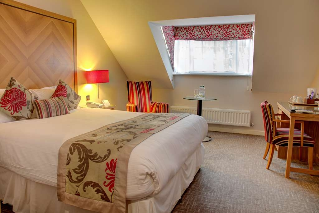 Best Western Welwyn Garden City Homestead Court Hotel - homestead court hotel bedrooms