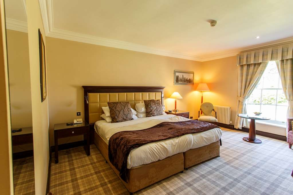 Hardwick Hall Hotel, BW Premier Collection - hardwick hall hotel bedrooms