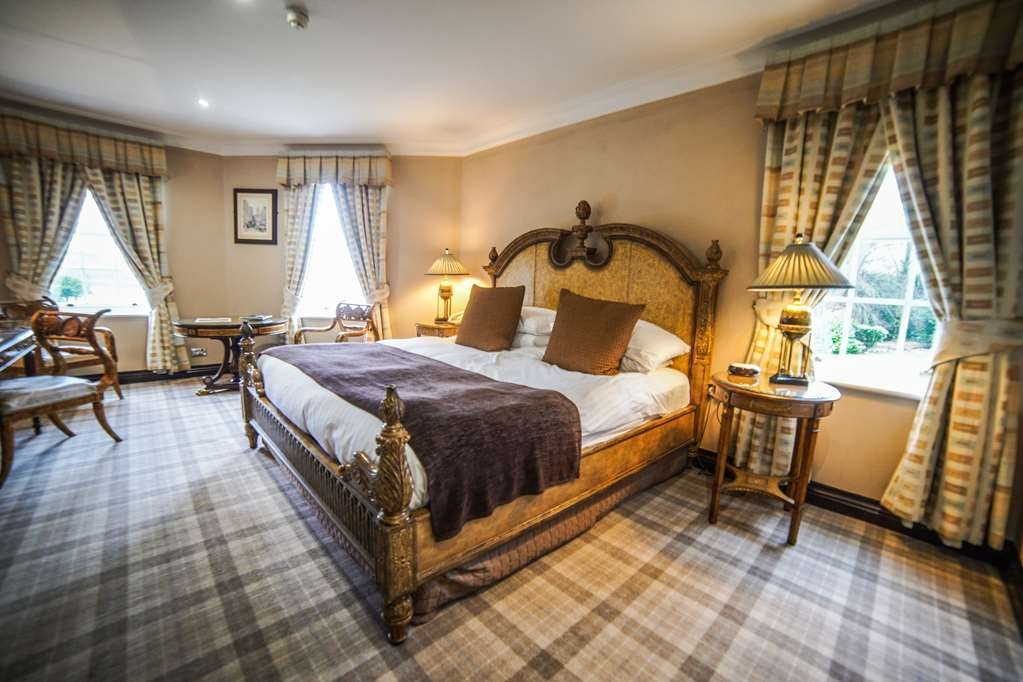 Hardwick Hall Hotel, BW Premier Collection - hardwick hall hotel bedrooms OP