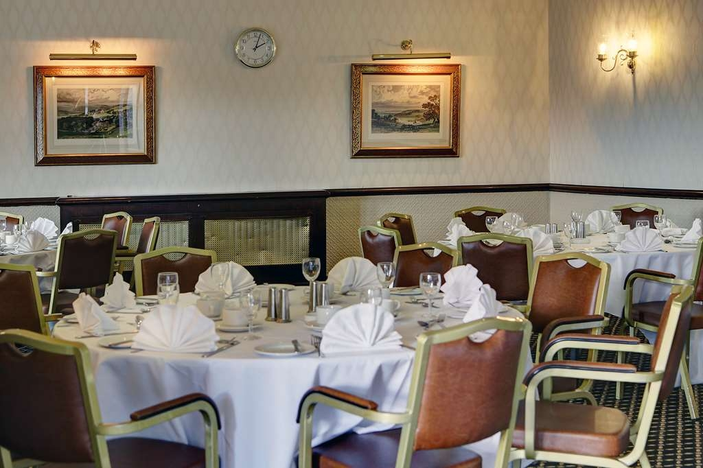 Best Western Reading Calcot Hotel - Restaurant / Gastronomie