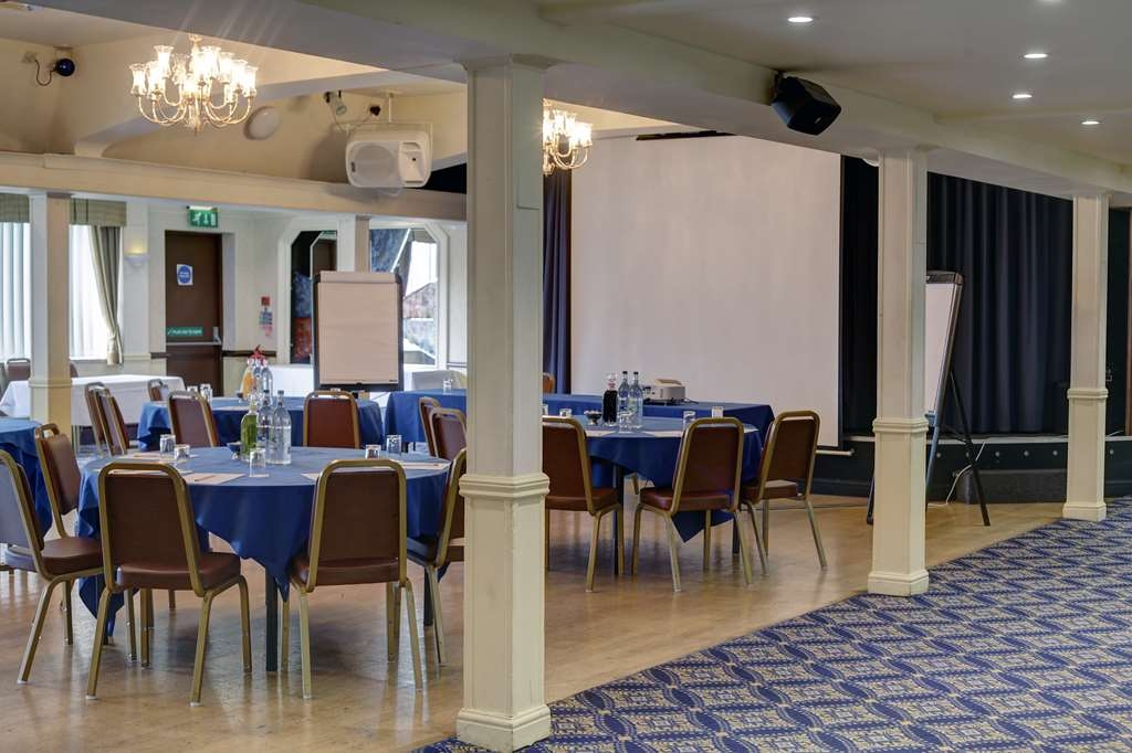 Best Western Reading Calcot Hotel - Besprechungszimmer