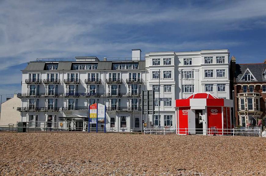 Hotel in Portsmouth   Best Western Royal Beach Hotel