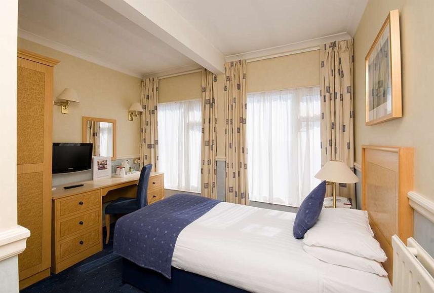 Hotel in Portsmouth | Best Western Royal Beach Hotel