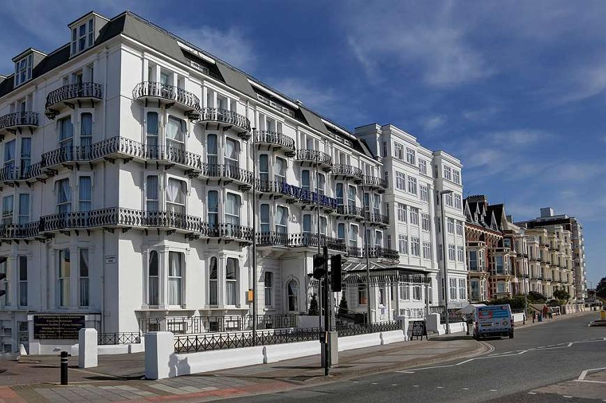 Best Western Royal Beach Hotel - Aussenansicht