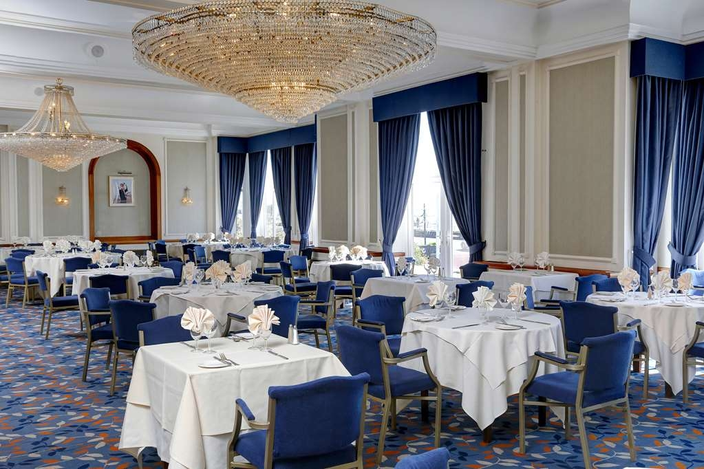 Best Western Royal Beach Hotel - Restaurante/Comedor