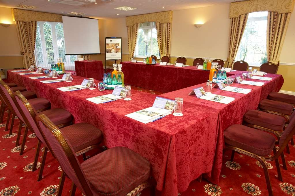 Best Western Plus Ullesthorpe Court Hotel & Golf Club - Besprechungszimmer