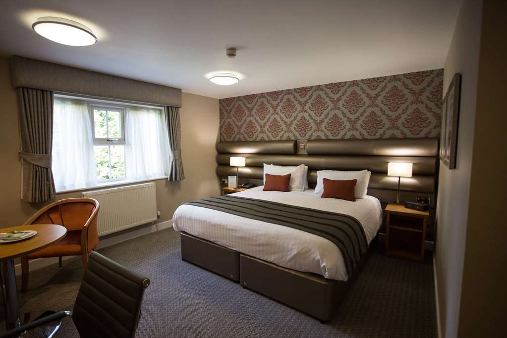 Best Western Plus Ullesthorpe Court Hotel & Golf Club - Ocio