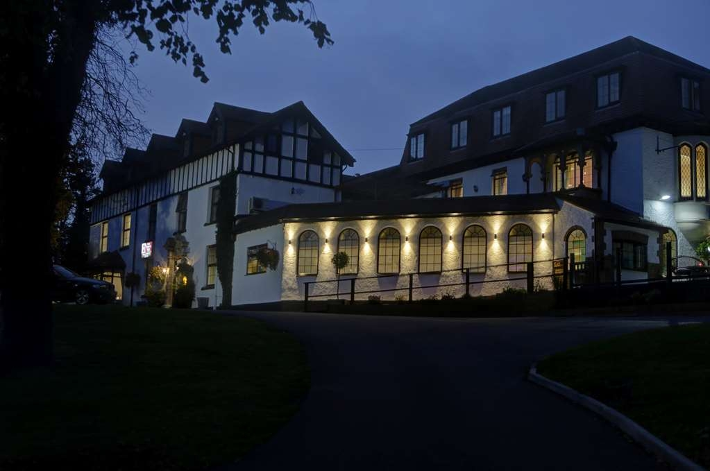 Best Western Plus Ullesthorpe Court Hotel & Golf Club - Façade