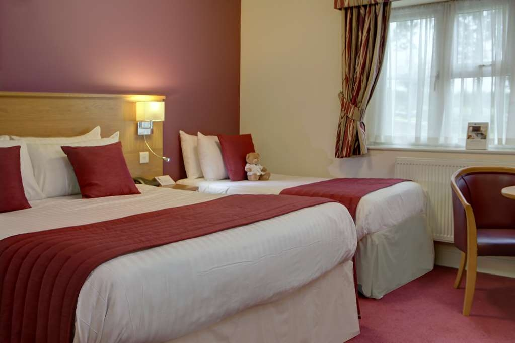 Best Western Plus Ullesthorpe Court Hotel & Golf Club - Chambres / Logements