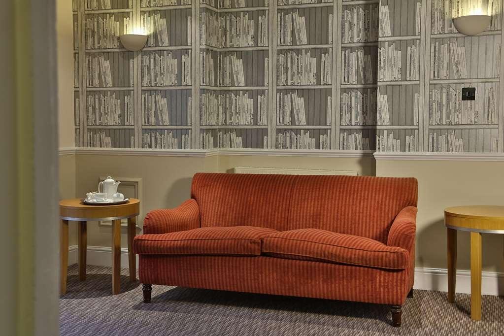 Best Western Grosvenor Hotel - Außenansicht