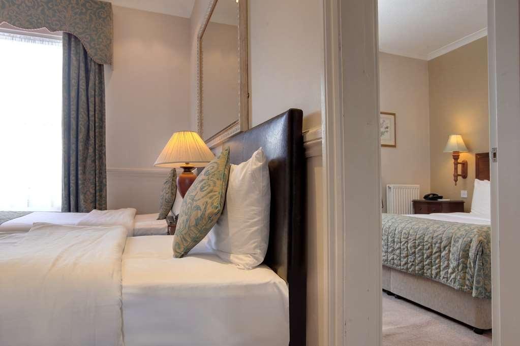 Best Western Grosvenor Hotel - grosvenor hotel bedrooms