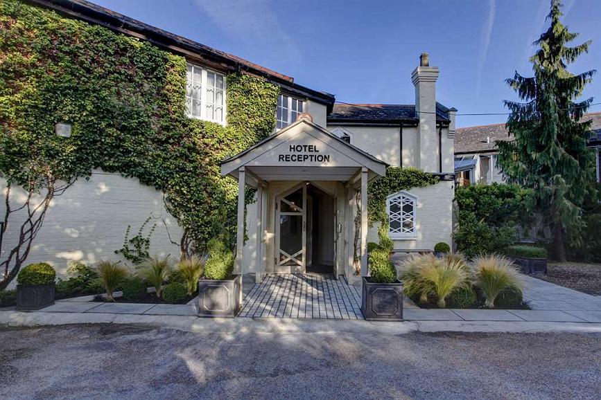 Best Western Ivy Hill Hotel - Vista exterior