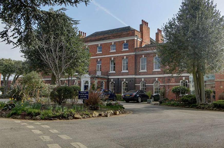 Best Western Plus West Retford Hotel - Area esterna