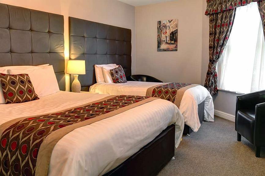 Best Western Plus Kenwick Park Hotel - Gaestezimmer