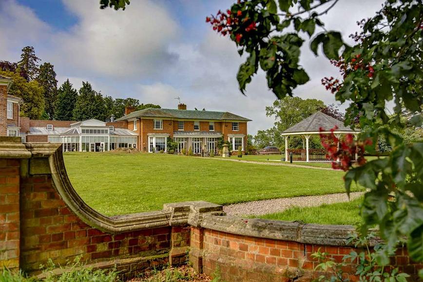 Best Western Plus Kenwick Park Hotel - Area esterna