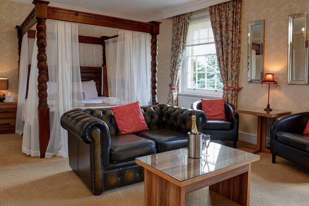 Best Western Plus Kenwick Park Hotel - kenwick park hotel bedrooms