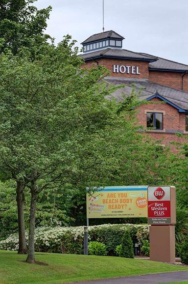 Hotel in Stoke On Trent | Best Western Plus Stoke-on-Trent