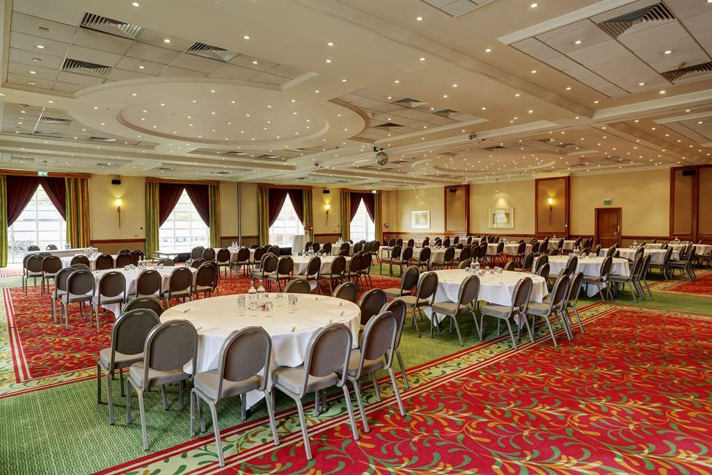 Best Western Plus Stoke-on-Trent Moat House - stoke on trent moat house meeting space