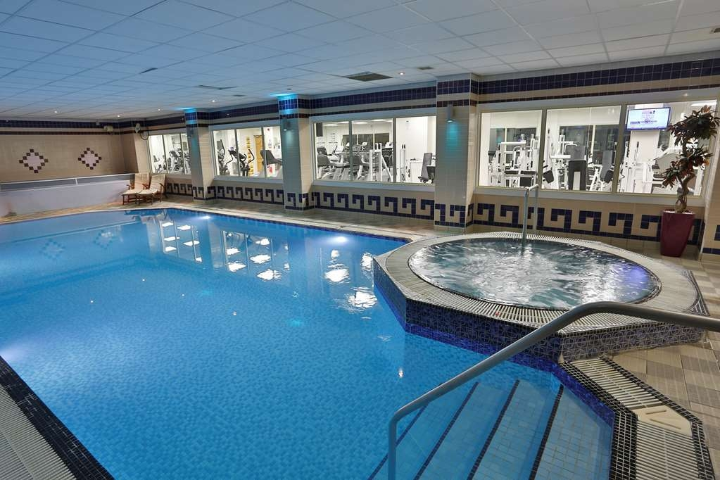 Best Western Plus Stoke-on-Trent Moat House - stoke on trent moat house leisure