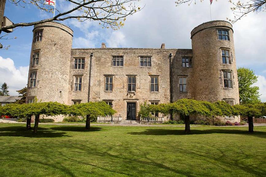 Best Western Walworth Castle Hotel - Aussenansicht
