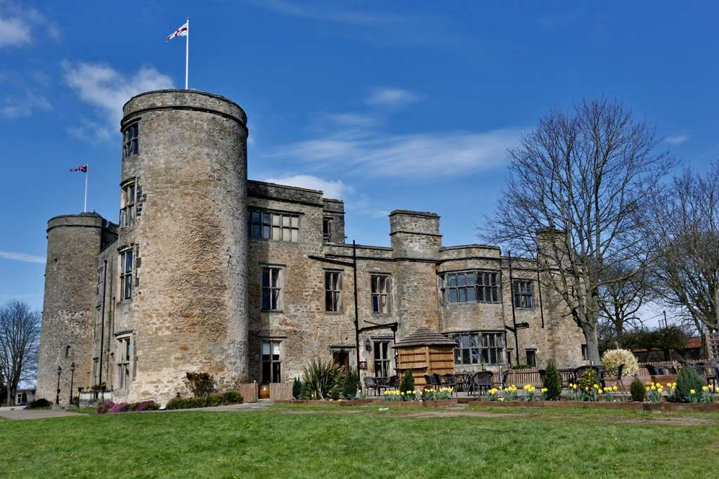 Best Western Walworth Castle Hotel - Vista Exterior