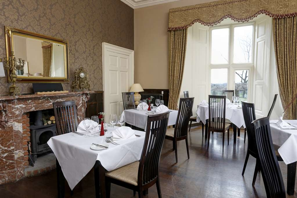 Best Western Walworth Castle Hotel - Restaurant / Etablissement gastronomique