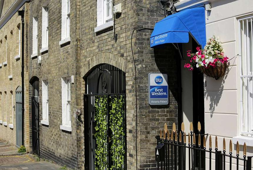 Hotel in Londres | Best Western Victoria Palace
