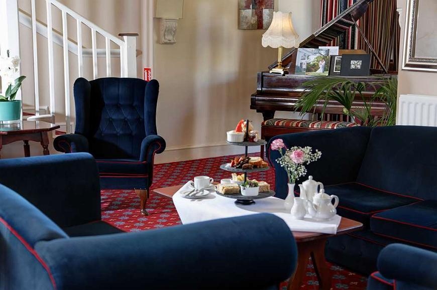 Hotel En Exeter Best Western Exeter Lord Haldon Country Hotel