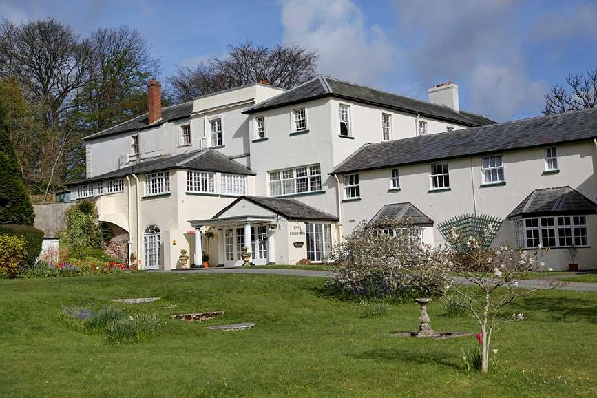 Best Western Exeter Lord Haldon Country Hotel - Vue extérieure