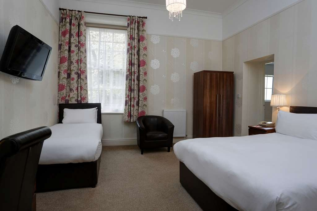Best Western Exeter Lord Haldon Country Hotel - Guest Room