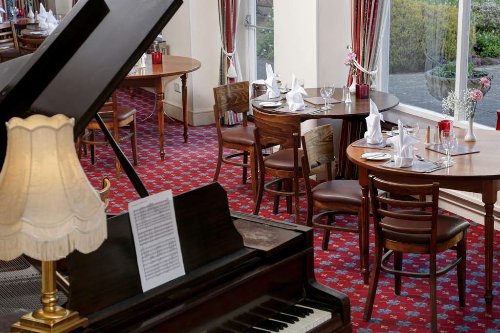 Best Western Exeter Lord Haldon Country Hotel - lord haldon country house hotel dining