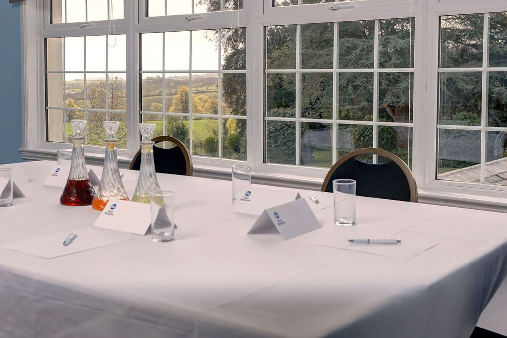 Best Western Exeter Lord Haldon Country Hotel - lord haldon country house hotel meeting space