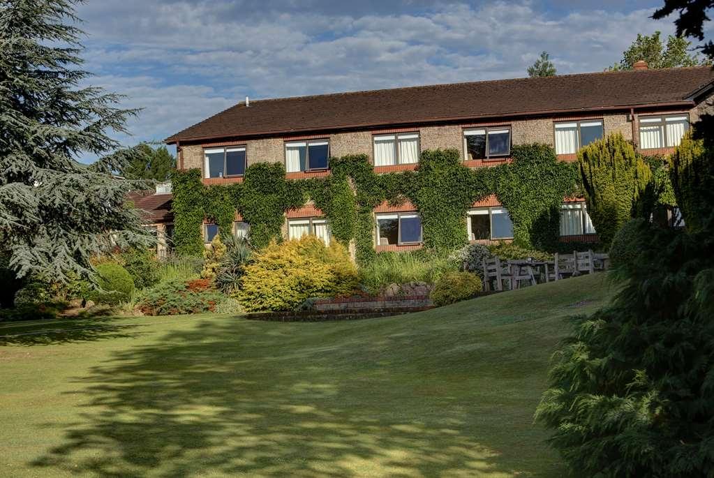 Best Western Plus Centurion Hotel - Vista Exterior