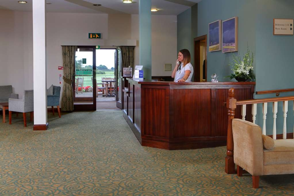 Best Western Preston Garstang Country Hotel and Golf Club - Façade