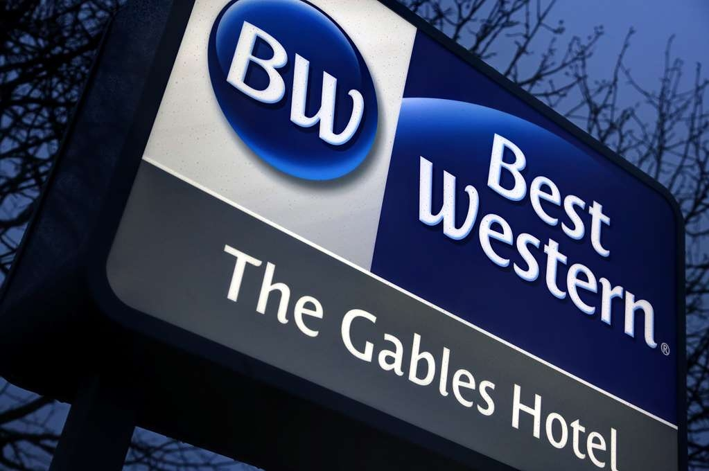 Best Western Bristol North The Gables Hotel - the gables hotel grounds and hotel