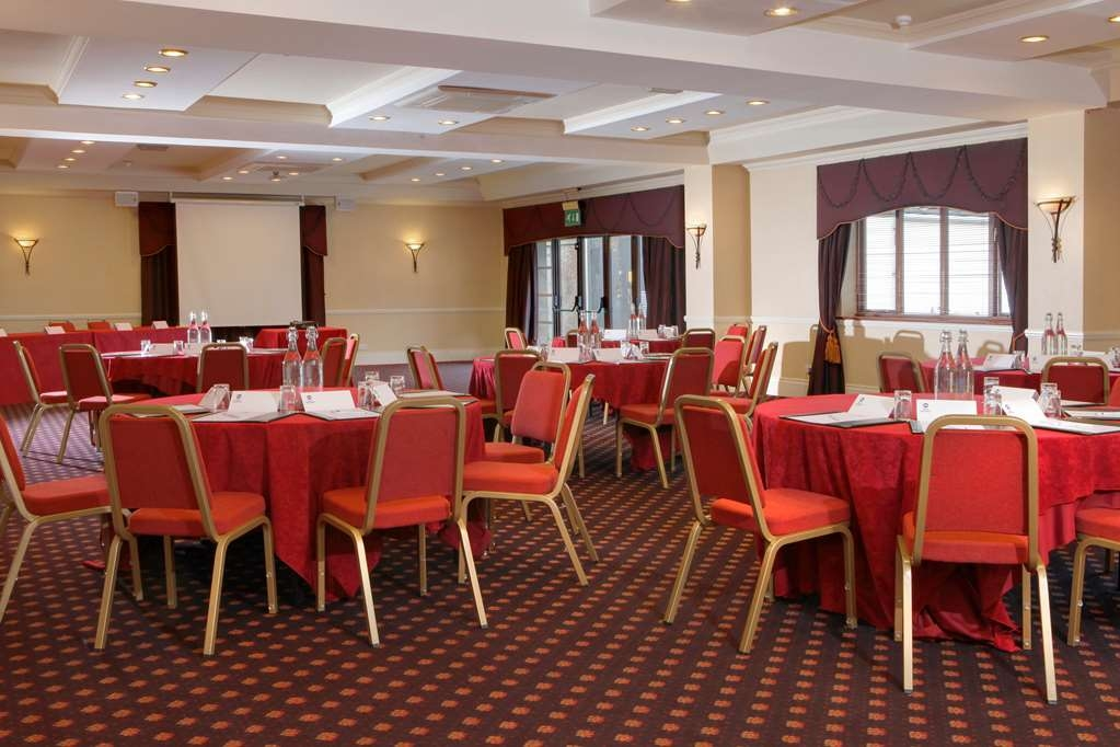 Best Western Bristol North The Gables Hotel - the gables hotel meeting space