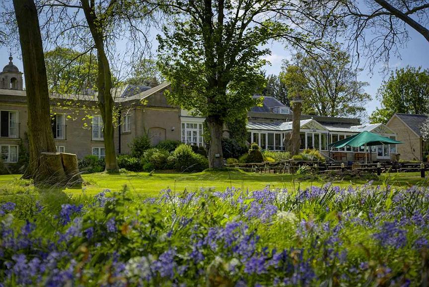 Best Western Normanton Park Hotel - Vista exterior