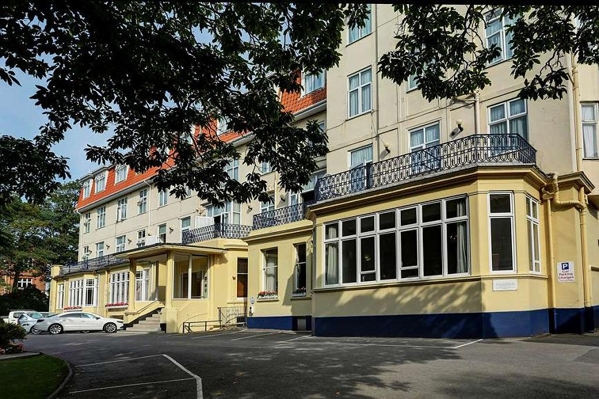 Best Western Hotel Royale - Area esterna