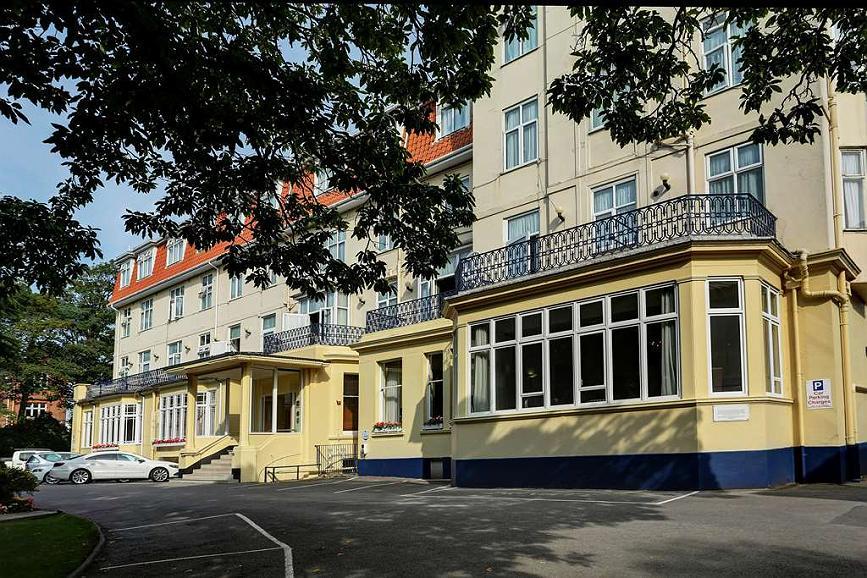 Best Western Hotel Royale - Vue extérieure