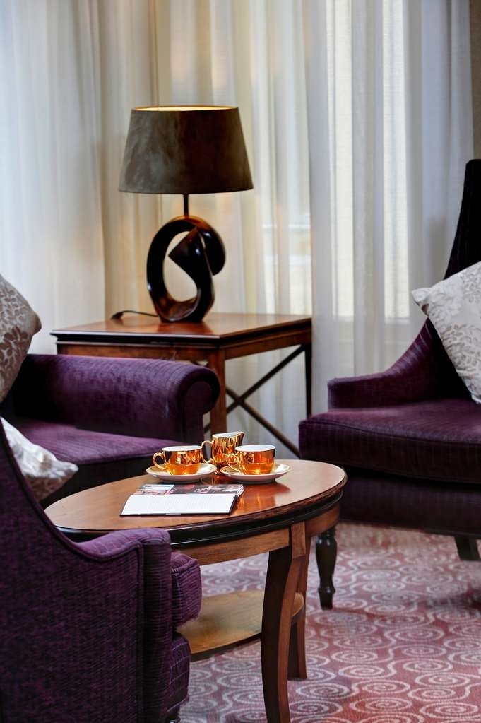 Best Western Hotel Royale - Bar/Salón
