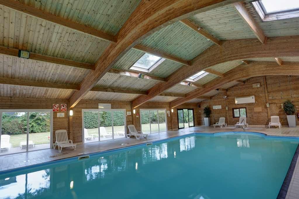 Best Western Hotel Royale - Vista de la piscina