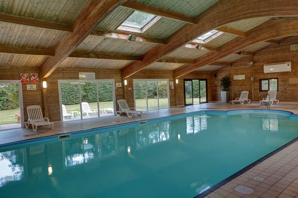 Best Western Hotel Royale - Pool view
