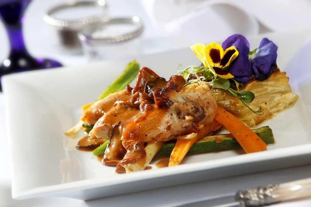 Best Western Hotel Royale - Restaurante/Comedor