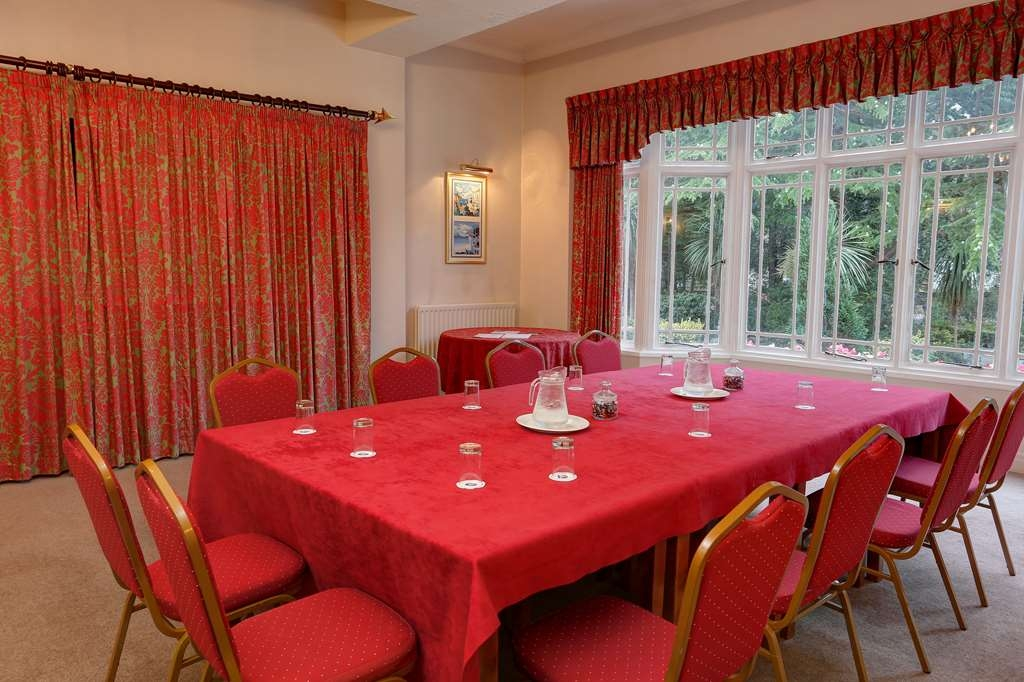 Best Western Hotel Royale - Sala de reuniones