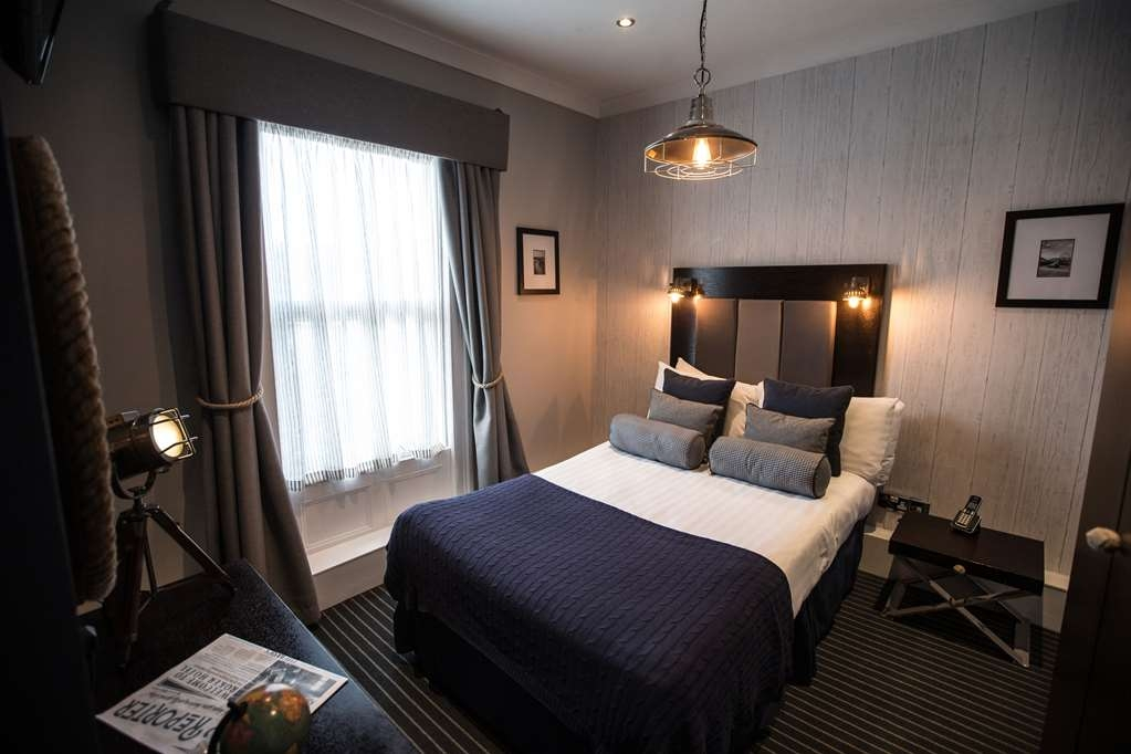 Roker Hotel, BW Premier Collection - roker hotel bedrooms