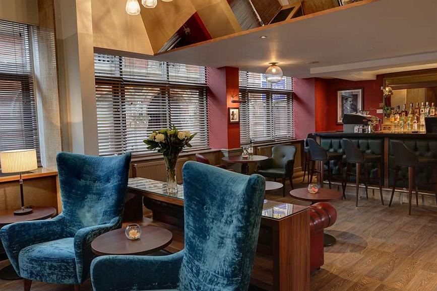 Best Western Sheffield City Centre Cutlers Hotel - cutlers hotel dining