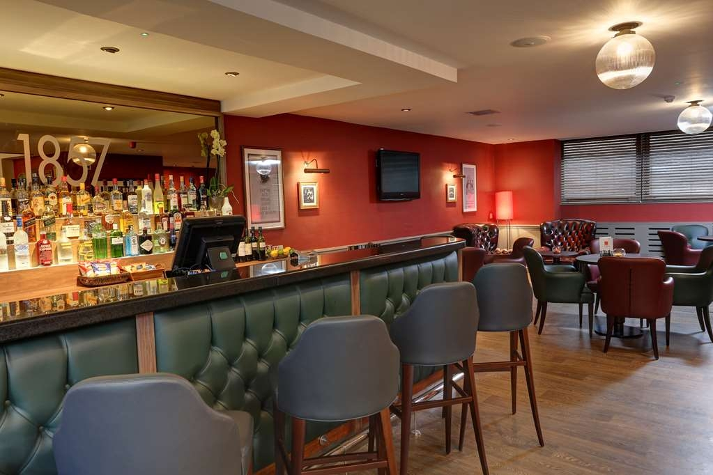 Best Western Sheffield City Centre Cutlers Hotel - Restaurante/Comedor