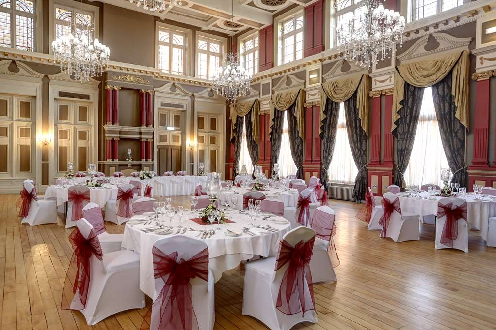 Best Western Grand Hotel - grand hotel wedding events