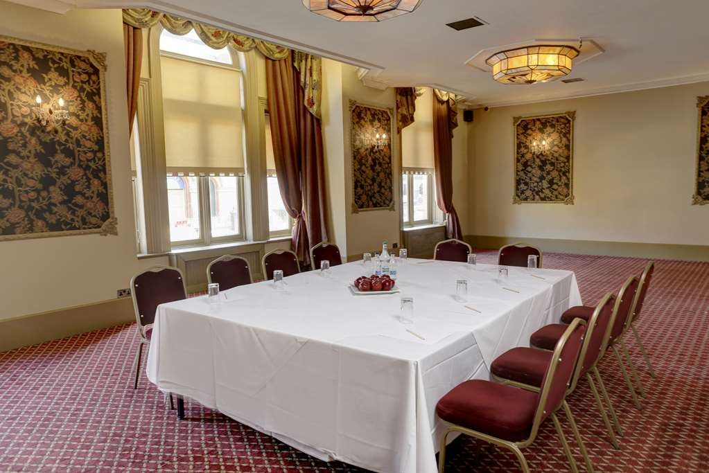 Best Western Grand Hotel - grand hotel meeting space